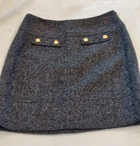 Juicy Couture wool blend skirt. Size 0